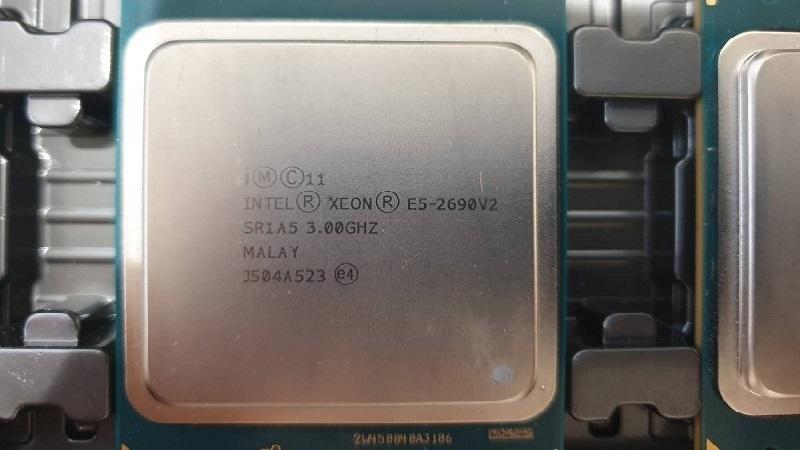 مشخصات پردازنده 2690 وی 2 (Intel Xeon E5-2690 v2)