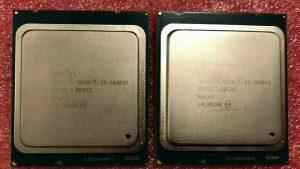 مشخصات پردازنده 2640 وی 1 (Intel Xeon E5-2640 V1)