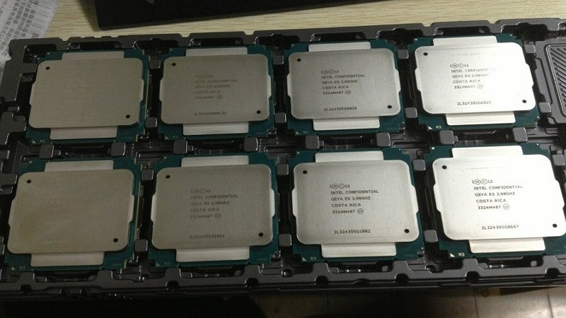 مشخصات پردازنده 2670 وی 2 (Intel Xeon E5-2670 v2)