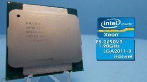 مشخصات پردازنده E5-2690 وی 3 (Intel Xeon E5-2690 v3)