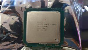 پردازنده سرور اچ پی E5-2695 وی 2 (Intel Xeon E5-2695 v2)