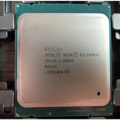 مشخصات پردازنده 2660 وی 2 (Intel Xeon E5-2660 v2)