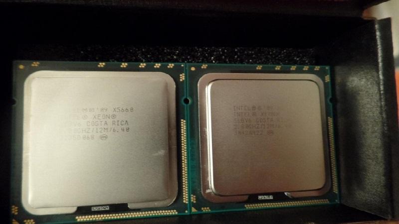 مشخصات پردازنده ایکس 5660 (Intel Xeon X5660)