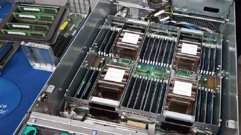 مشخصات پردازنده زئون پلاتینیوم 8180 اینتل ( Intel Xeon Platinum 8180 )