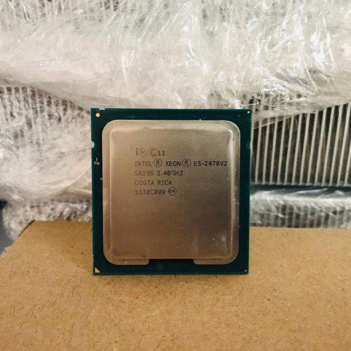 پردازنده سرور اچ پی Intel Xeon E5-2470 v2