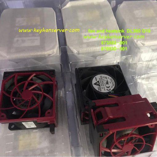 هیت سینک سرور اچ پی DL380 G10 Heatsink پارت نامبر 873592-001