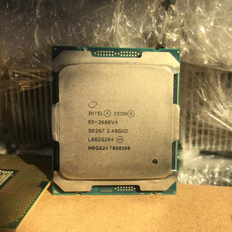 پردازنده سرور اچ پی Intel Xeon E5-2680 v4