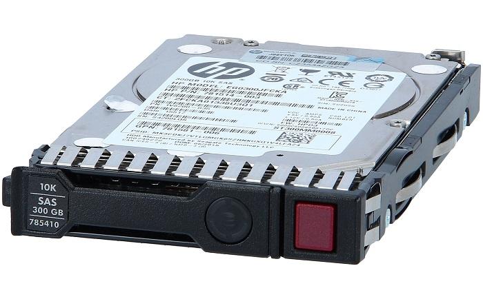 هارددیسک اینترنال سرور اچ پی 300GB 12G SAS 10K 785067-B21
