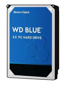 هارددیسک اینترنال وسترن دیجیتال Blue WD1005FBYZ ظرفیت 6 ترابایت