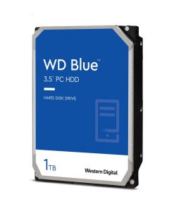 هارددیسک اینترنال وسترن دیجیتال Blue WD10EZRZ ظرفیت 1 ترابایت