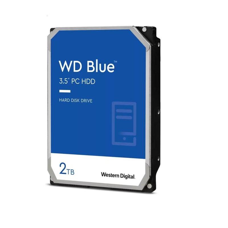 هارددیسک اینترنال وسترن دیجیتال Blue WD20EZBX ظرفیت 2 ترابایت