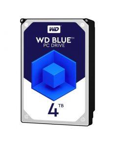 هارددیسک اینترنال وسترن دیجیتال Blue WD40EZAZ ظرفیت 4 ترابایت