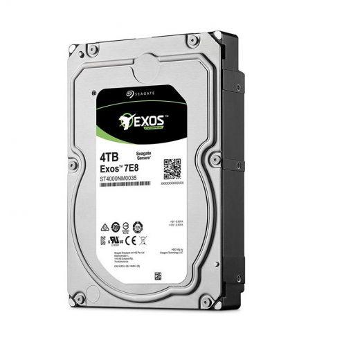 هارد دیسک اینترنال سیگیت مدل Exos ST4000NM0035 ظرفیت 4 ترابایت