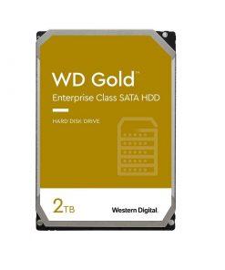 هارددیسک اینترنال وسترن دیجیتال GOLD WD2005FBYZ ظرفیت 2 ترابایت