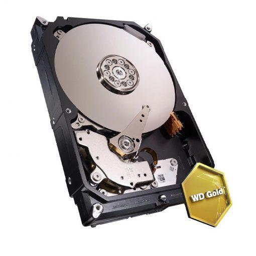 هارددیسک اینترنال وسترن دیجیتال GOLD WD8004FRYZ ظرفیت 8 ترابایت
