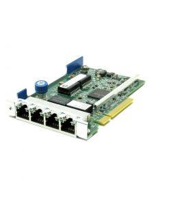 کارت شبکه 4 پورت اچ پی HPE Ethernet 1Gb 4-port QP 331FLR پارت نامبر 634025-001