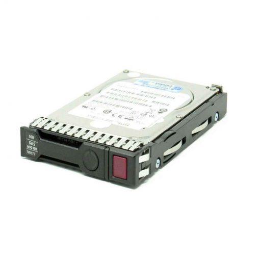 هارددیسک HP G8 G9 600GB 6G 10K 2.5 SAS با پارت نامبر 652583-B21