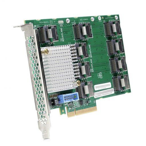 کارت توسعه HPE 12G SAS EXPANDER DL380 G10 با پارت نامبر 876907-001