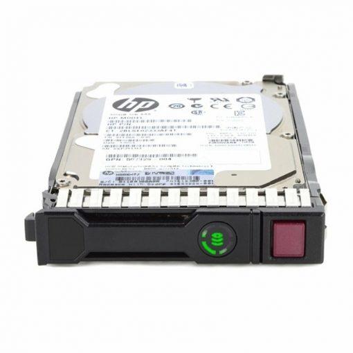 هارد سرور اچ پی HPE 600GB SAS 12Gb 15000 RPM با پارت نامبر 880152-002