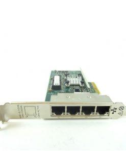 کارت شبکه 4 پورت اچ پی HPE Ethernet 1Gb 4-port 331T با پارت نامبر 647594-B21
