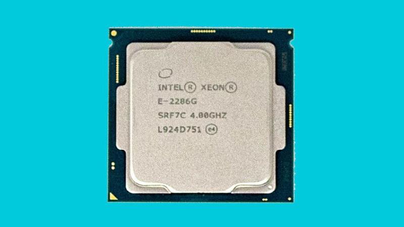 بنچمارک ها و مروری بر پردازنده Intel Xeon E-2286G