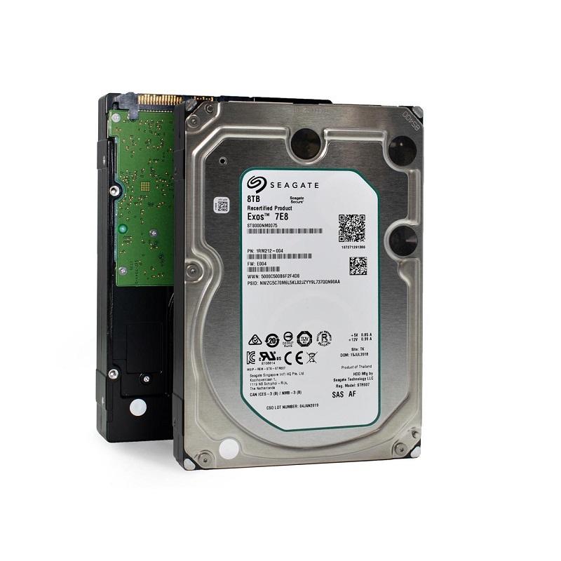 هارددیسک اینترنال سیگیت مدل Seagate ST8000NM0075 ظرفیت 8 ترابایت
