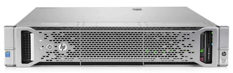سرور استوک HPE ProLiant DL380 Gen9 8SFF E5-2620 V3