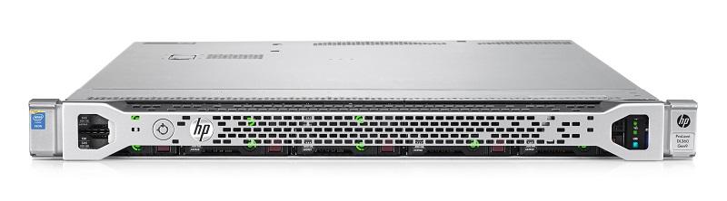 سرور استوک HP ProLiant DL360 Gen9 8SFF E5-2650 V3