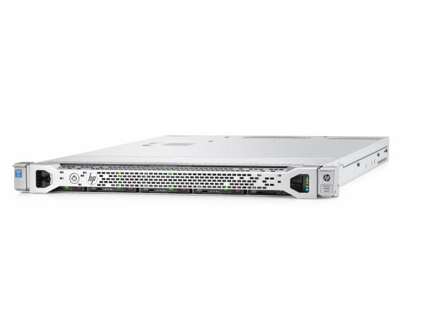 سرور استوک HP ProLiant DL360 Gen9 8SFF E5-2630 V4