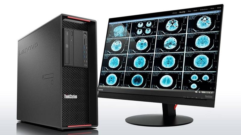 ورک استیشن لنوو مدل Lenovo ThinkStation P510
