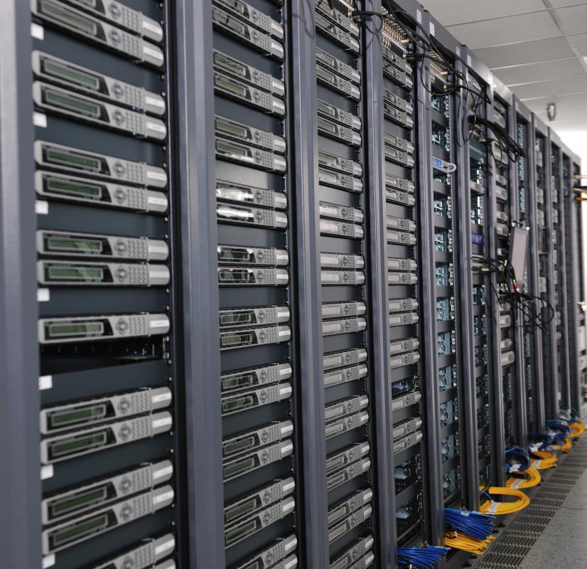 سرورهای رکمونت HP