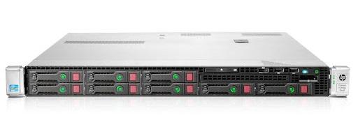 سرور استوک HP DL360p Gen8 8SFF E5-2650 V2