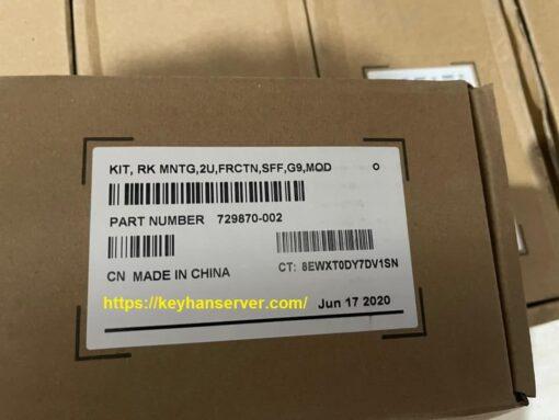 ریل کیت سرور اچ پی HP DL380 G9 SFF Railkitt